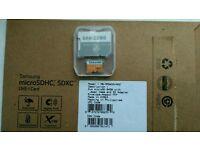Samsung Evo Micro SD Card 64gb class 10