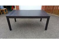 Ikea BJURSTA Extending Table 175cm - 260cm FREE DELIVERY (02061)