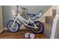 "Raleigh Songbird 14"" Girls Bike Bicycle"