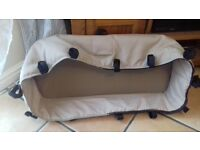 Bugaboo Cameleon Bassinet Sand With Board, Mattress & Rods