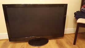 "Panasonic 42"" 3D TV"