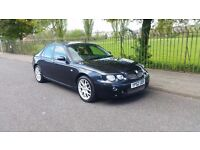 MG ZT 2.5 160 4dr HALF LEATHER