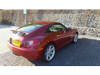 Chrysler crossfire auto