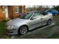 Saab 93 Aero 210 bhp convertible swap for Landrover discovery off-roader or sell