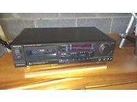 Technics RSB 605 Stereo Cassette Deck