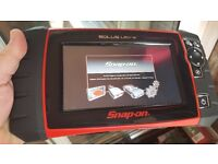 Snap On Solus Ultra Diagnostic Scanner EESC318 Like New