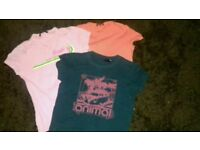 FCUK t-shirts & Animal t-shirts med
