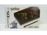 Nintendo DS Lite Pokemon Edition boxed with 369 Games!