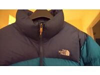North Face Jacket - puffa style - medium. never worn.