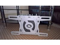 AVG tilt TV wall bracket / mount excellent condition, from smoke free home