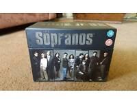 The Sopranos DVD Box Set