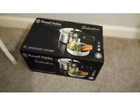 RUSSELL HOBBS 4L PRESSURE COOKER BRAND NEW