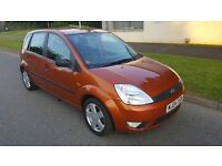 Ford Fiesta 1.4 Zetec 5dr, FSH, HPI CLEAR, 2 KEYS, MINT CONDITION, GENUINE LOW MILEAGE, P/X WELCOME