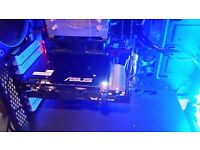 ASUS Strix GeForce GTX 960 gaming graphics card. open to good offers