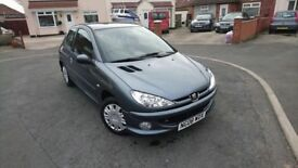 Peugeot 206 immaculate only 32k