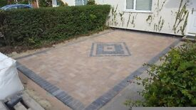 Paving , fencing , concrete , landscaping