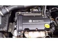 Vauxhall Corsa D 1.2 Z12XEP Engine For Sale 64,000 Miles, 30 Day Warranty