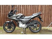 Honda CBF125, Clean, tidy, very good condition with LOW mileage. Ideal for learner or commuting.