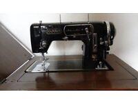 Harris sewing machine