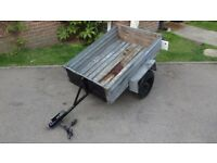 Galvonised Towing Trailer