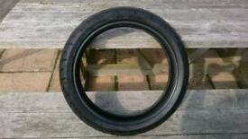 Pirelli Diablo motorbike tyre Size: 120/70 R17