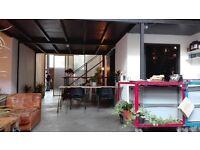 Desk space | London Fields | Next to the park/pub/coffeeshop | £200