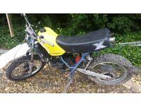 Suzuki TS 125 x 2 spares or repairs