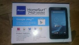 Binatone homesurf 742 android tablet (LIKE NEW)