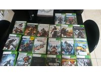 xbox 360 and 20 games