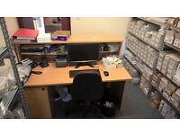 Office furniture - job lot or can be sold separately