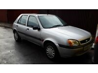 Ford Fiesta Finesse 2000 - Great Condition - Very Low Mileage