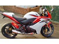 HONDA CBR600F ABS