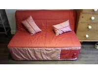 IKEA Lycksele Sofa Bed (Futon)