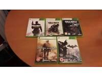 Xbox games