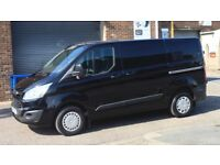 Ford Transit Custom trend 2.2 TDCi , Full service History, Mot. Lw milage. One owner.