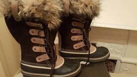 Sorel women boots size 40 (6.5 UK)
