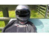 Caberg motorcycle helmet