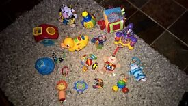 baby toy bundle, all as new.