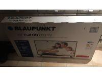 Brand new in box blaupunkt 49 inch tv £200 o.n.o