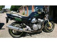 Suzuki bandit 600cc mint condition with lots of extras