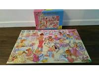 Ballet Class Jigsaw Puzzle.