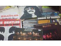 Lots of Vinyl LP Records, Rock, Pop, Prog, Reggae, Soul, Hip-Hop, Blues Folk & More