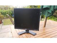 """Dell and Fujitsu 19"""" Monitors"""