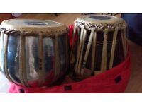 Indian Tabla instrument