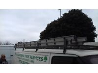 Ford transit swb roof rack with roller