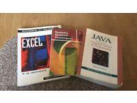ICT/ Computer Programming resource books
