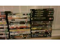 Dvds. Various films