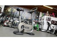 Technogym 500i led exercise bike. Commercial gym equipment