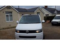 2012 VW Transporter Limited Edition ICE 2.0 TDI 140BP T32 Combi T5.1 LWB