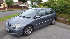 2004 Honda Civic 1.6 Vtec Executive 2 Former Keepers,Bargain, Runaround, Reliable, Great on Fuel